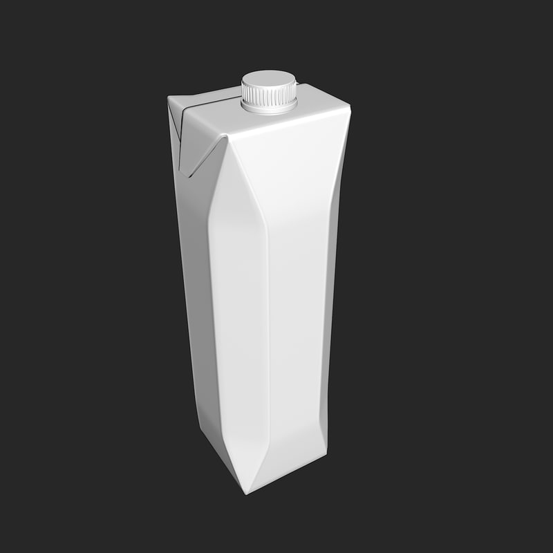 3d model juice