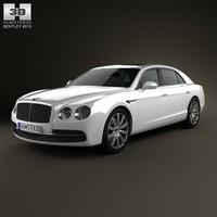 3d model 2014 4 bentley