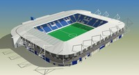 king power stadium 3d 3ds