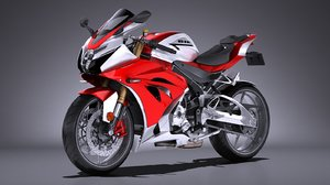 generic sport bike 3ds