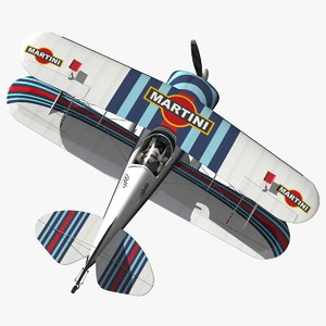 pitts s1 martini 3d max
