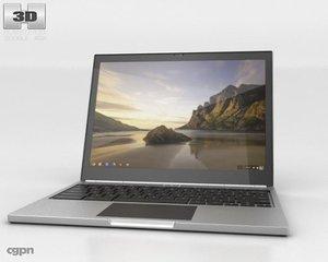 3d chrome chromebook google