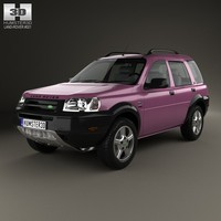 Land Rover Freelander 5-door 1997
