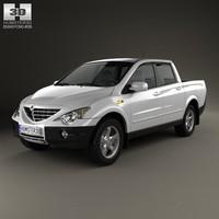 car 2008 5 3d max