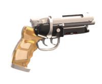 3d model blade runners blaster