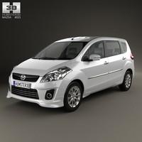 1 car 3d model