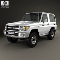 Toyota Land Cruiser (J71) 3-door 2013