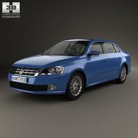 3d model 2012 lavida volkswagen