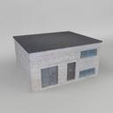 service station 3D models