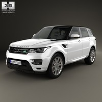 Land Rover Range Rover Sport Autobiography 2013