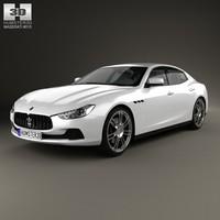 Maserati Ghibli III Q4 2013