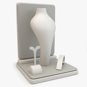 max jewel display stand