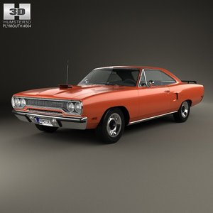 3d 1970 440 hardtop model