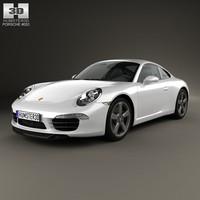 car 2 2013 3d model