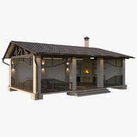 gazebo barbecue max
