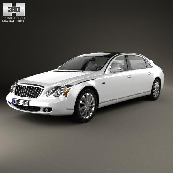 2007 62 s 3d model
