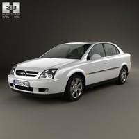car 2008 3d 3ds