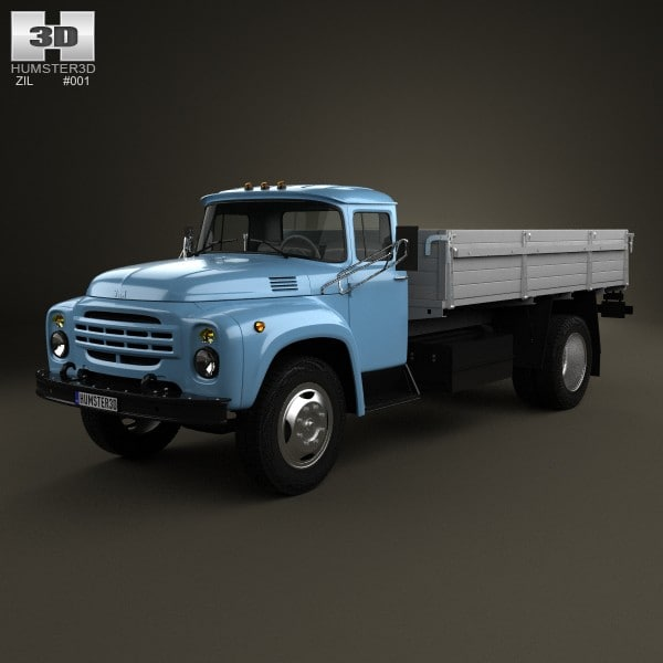 max 1964 truck flatbed