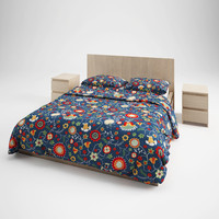 3d malm bed bedclothes