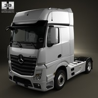3ds mercedes-benz actros 1851