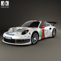 3d model car 2 carrera
