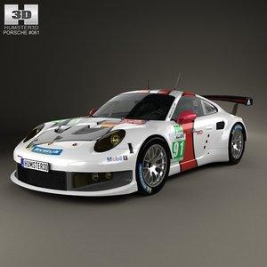 3d model car 2 carrera