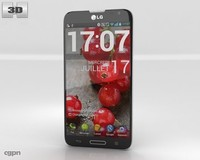 3d l lg optimus model