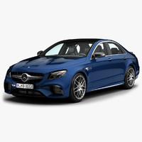 2018 mercedes-amg e63 3d max