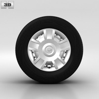 3ds chevrolet wheel