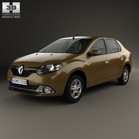 sedan logan renault 3ds