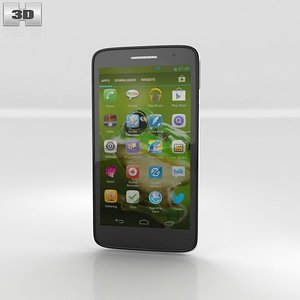 3d alcatel touch