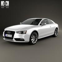 Audi A5 (8T3) coupe 2012