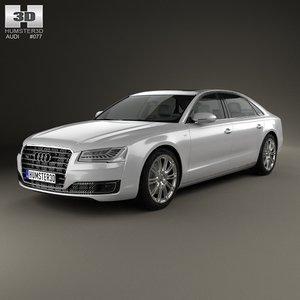 3d model 2014 a8 audi