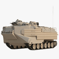 3d model of aav-p7 a1