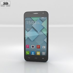 3d max alcatel touch