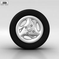 daewoo wheel fbx