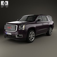 2014 denali gmc 3d 3ds