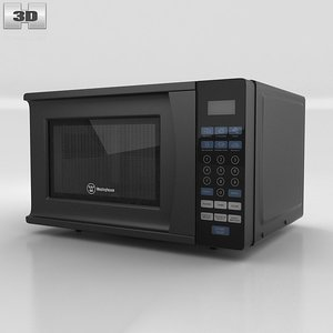 microwave oven westinghouse 3d max
