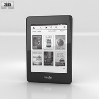 amazon kindle paperwhite 3d 3ds