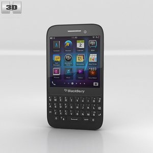 3ds blackberry q5