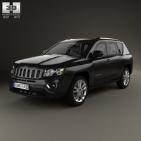 3ds jeep compass