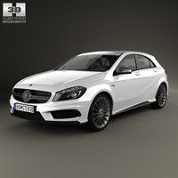 3ds mercedes-benz a-class mercedes