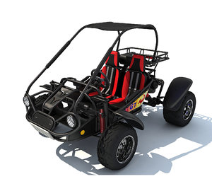 road buggy 3d 3ds