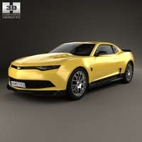 Chevrolet Camaro Bumblebee 2014