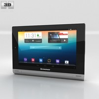 lenovo tab tablet 3d model