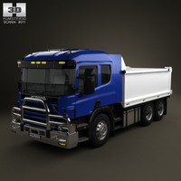 3ds scania r 420
