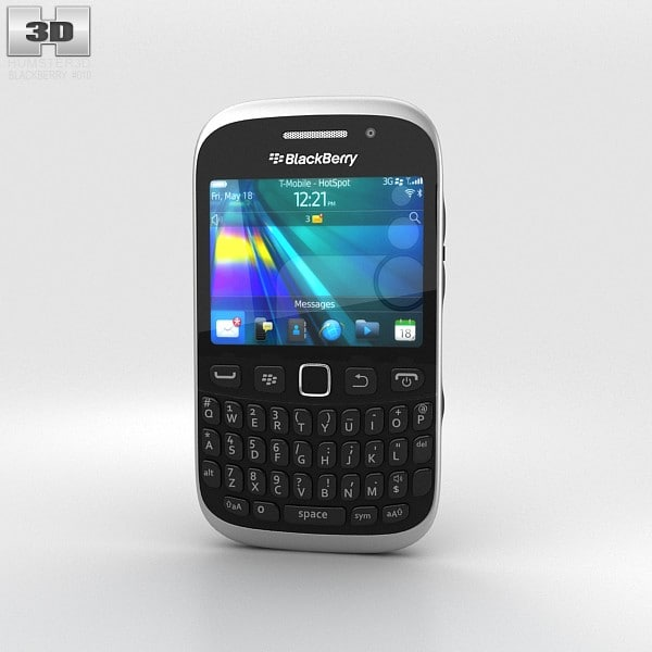 9315 blackberry curve 3ds