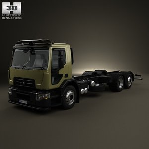 renault d wide 3d 3ds