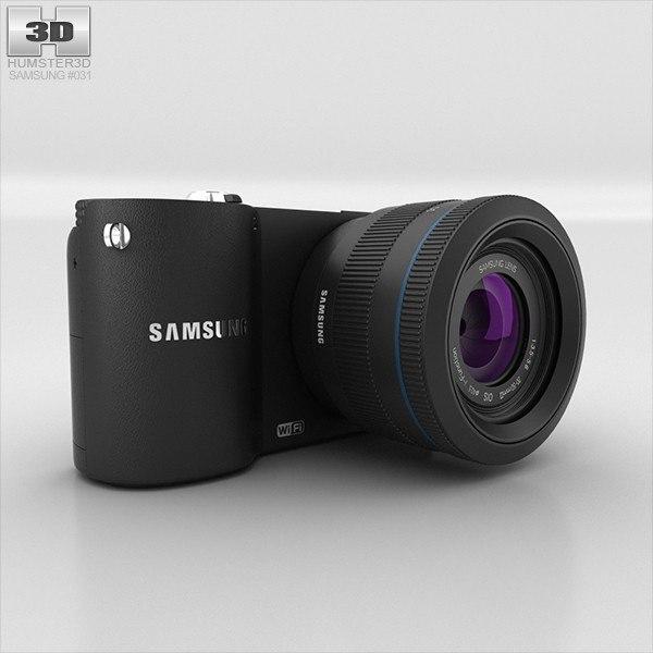 3d model samsung nx1000