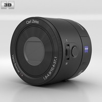 3d dsc lens module